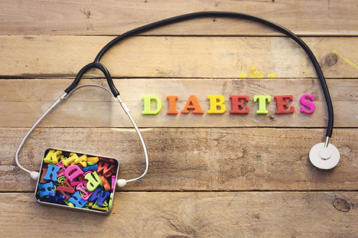 many parts of the body can be affected by diabetes